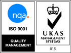 NQA ISO 9001:2015 UKAS Managements Systems
